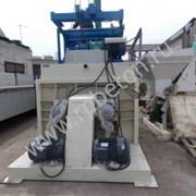 Бетономешалка бетонного завода  РБУ фото