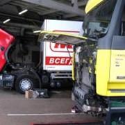 Ремонт и сервисное обслуживание транспортных средств фото