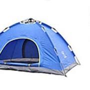 Палатка Автомат самораскладывающаяся двухместная Zelart SY-A02-BL фото