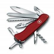 Tradesman Victorinox нож складной солдатский, 20 в 1, Красный, (0.9053) фото