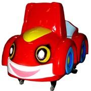 Качалка с видеоигрой Elf car фото