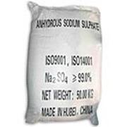 Сульфат натрия, сульфит натрия (sodium sulfate, sodium sulfite) фото