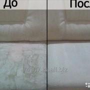 Химчистка диванов, мягкой мебели фото