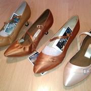 Туфли для спортивных бальных танцев фото