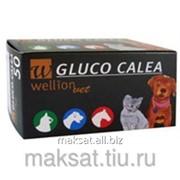 Тест-полоски к гюкометру wellion gluco calea 50 шт фото