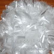 Фиброволокно полипропиленовое для бетона фото
