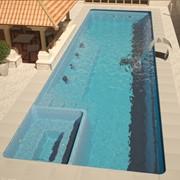 Продажа и установка композитных бассейнов фото