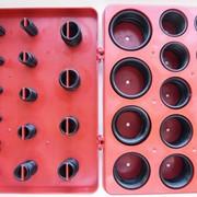 Набор резиновых уплотнительных колец для экскаваторов фото