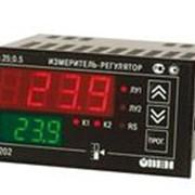 Измеритель-регулятор двухканальный с RS-485 ОВЕН ТРМ202 фото