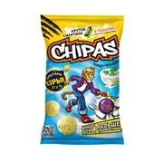 """Снеки кукурузные """"Chipas"""" со вкусом сметаны и лука фото"""