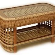 Садовая и плетённая мебель фото