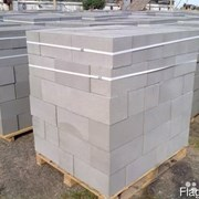 Керамзитобетонные блоки. фото