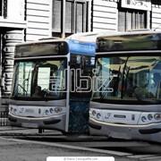 Перевозки автобусные междугородные фотография
