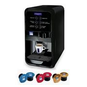 Итальянская капсульная кофемашина - бесплатно при заказе от 200 капсул фото