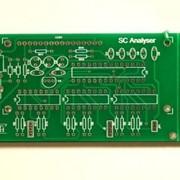 Печатная плата для электронных устройств SC Analyser фото