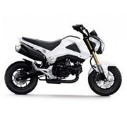 Мотоцикл MX 125 фото