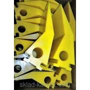 Полиуретановые скребки для скребкового конвейера фото