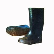 Резиновые формовые мужские сапоги артикул 146-1 фэт фото