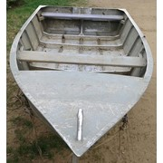 Лодки алюминиевые фото