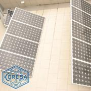 Фотоэлектрические (солнечные) модули KVAZAR (Квазар) для частного, коммерческого и индустриального применения - идеальное резервное решение для энергообеспечения коттеджей, коммерческих зданий, телекоммуникационных объектов, насосных и ирригационных станц фото