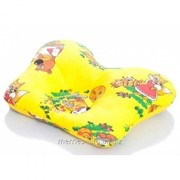 Подушка ортопедическая под голову для детей до года фото
