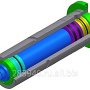 Гидроцилиндр по ОСТ 12-140х100х360.000 фото