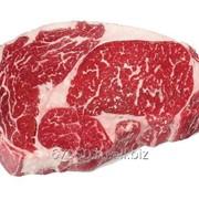 Филе тонкий край из мяса говядины фото