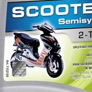 Моторное масло Scooter 2-Taktoel Teilsynt, 1л фото