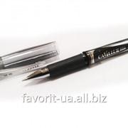 "Ручка гелевая ""Chevalier Tizo"" TG-397C черная фото"