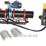 Сварочный аппарат Turan Makina AL 315. Аппарат для сварки ПЕ труб в стык. фото