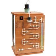 Лабораторная установка Определение отношения теплоемкостей воздуха фото