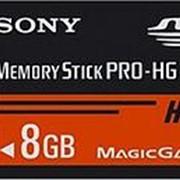 Карта памяти SONY MS PRO-HG Duo 8GB фото