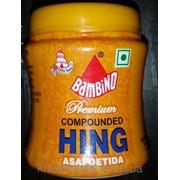 Асафетида Премиум качество 70% в упаковке 25 грамм hing фото