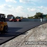 Асфальтирование и ремонт дорог фото