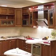Кухонный гарнитур под классику фото