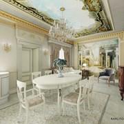Дизайн интерьера в классическом стиле фото