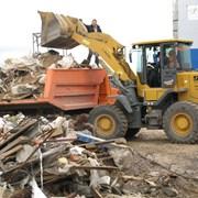 Погрузка  и вывоз строительного мусора фото
