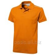 Рубашка поло Backhand мужская фото