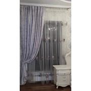 Дизайн штор, гардин, портьер фото