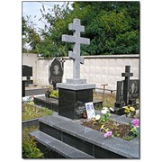 Крест памятник фото