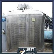 Резервуар Я1-ОСВ-10 10 м3 (для созревания сливок) фото