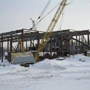 Разработка проектов организации строительства (ПОС) фото