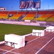 Реставрация спортивных, травяных газонов фото