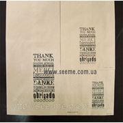 """Пакет саше """"Thank you """" -S"""