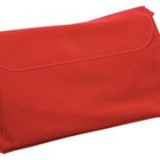 Подушка надувная под голову в чехле фото