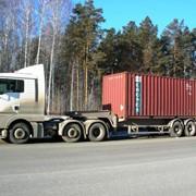 Перевозка в контейнерах фото