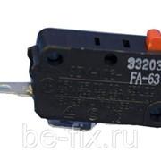 Микро-переключатель блокировки для микроволновой печи LG 3B73362F. Оригинал фото
