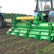 Универсальная машина для возделывания картофеля и овощей УМВК-2.8 (гребнеобразователь+туковысевающий аппарат) фото