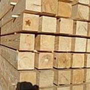Брус обрезной, сосна 95Х145Х6000 фото
