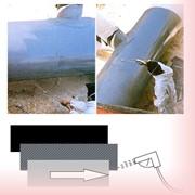 Антикоррозийный материал для изоляции труб и кранов FRUCS фото